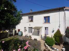 Maison de village - 2 chambres + grange, Périgord Vert
