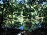 SUD de la FRANCE Très  agréable terrain de loisir bordé par la rivière  Aveyron