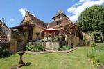 Bien immobilier en French property � vendre: Ancien Presbytère avec ses Gites
