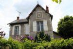 Dans une petite ville animée du sud de l'Indre, une belle maison à restaurer