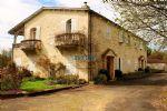 Imposante Charentaise Manoir avec deux Villas de luxe sur un Grand Domaine