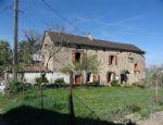 Bien immobilier en French property à vendre: Ancien Corps de Ferme avec Grange