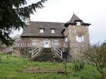 Maison ancienne restaurée dans hameau isolé en pleine nature