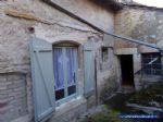 Maison de village, mitoyenne, 5 piècesancienne, jolies boiseries