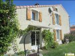 Bien immobilier en French property à vendre: Ravissante Maison de Bourg Rénovée