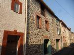Belle maison de village avec cour, terrasse et vue du Canigou.