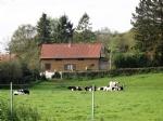Belle grange aménagée située dans un hameau proche d'Hesdin