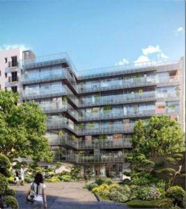 Appartement a vendre. Secteur PARIS 14. 3 ch. 126m²
