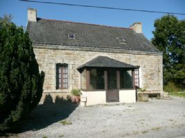 En campagne deLangonnet, maison en pierres en cours de rénovation - 2 /3 ch, Terrain 3 070 m²
