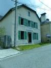 Ancienne maison de montagne dans les Pyrénées.
