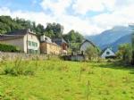 Maison de village montagnard à rénover en Hautes Pyrénées.