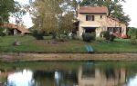 BAISSE DE PRIX: Maison isolé avec garage, grange et étang