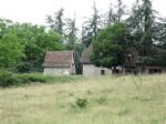 Maison isolée sur le Causse avec 3 ha sur GR65