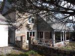 Lanvallay : maison en pierre contemporaine, indépendante, 4 chambres, exposée su