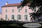 *** Nouveau Prix *** Ancien prieuré, de grand style, magnifiquement rénové en Manoir de 6 chambres