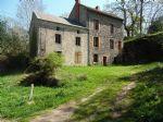 A vendre un ensemble de 2 maisons et terrain de 1843m2 dans la Creuse