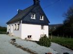 Caurel, Bretagne, France. Superbe maison à seulement 200 mètres du lac de Guerlédan