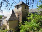 Bien immobilier en French property à vendre: Maison de Bourg avec Piscine