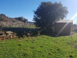 Terrain de loisir de 3110 m² dont une vigne, en bordure de ruisseau, 15 min à pied du centre !