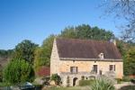 Maison de caractère en limite du Lot et de la Dordogne.