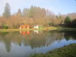 Terrain de loisirs de 2 HA dont 2 étangs poissoneux.