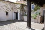 Proche Carcassonne maison avec terrase