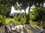 Unique : appartement de caractère avec magnifique jardin en plein centre de dina