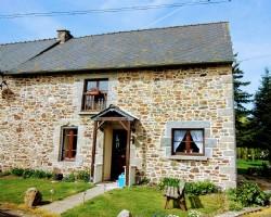 Exclusivite proche broons, joli cottage sur beau terrain avec vue dégagées