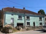 Maison tres spacieuse a vendre dans une petite ville en Haute-Saone