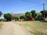 Maison individuelle avec terrain et vue degagee dans un petit hameau