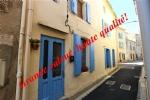 Bien immobilier en French property à vendre: Maison de village 3ch avec terrasse