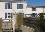 Vendee – Renovated Village Home – By River Vendee