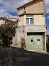 Joli maison de village en très bon état avec 57 m² habitables, terrasse et garage.