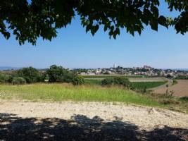 Superbe terrain de loisir de 2900 m² à 15 minutes de marche du centre du village !