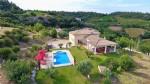 Villa haut de gamme de 165 m² habitables sur 5232 m² avec piscine et vues splendides !