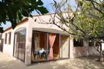 Jolie villa de 105 m² habitables avec 3 chambres, située au calme près de la plage.