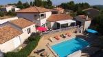 Villa d'architecte de 206 m² habitables sur 1796 m² avec piscine et vues splendides !