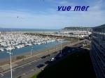 Vue Mer Centre Le Havre