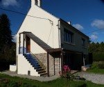 Maison de village avec trois chambres