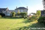 Maison sur 2524 m² de terrain, entre Villedieu et Granville