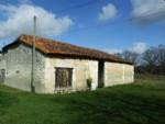 Grange à vendre, sud Charente, proche Aubeterre sur Dronne