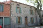 Charmante maison de village de 3 chambres avec jardin, piscine, vues sur la campagne.