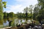 BAISSE DE PRIX ! Bel étang avec terrain et abri de jardin, 13190m2 terrain et bois