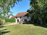 Grange rénovée dans village de la vallée du Lot