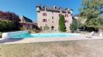 Chateau 17eme Avec Parc Et Piscine - Rodez