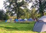 Mini-Camping avec petit etang et vue a vendre dans le Gers