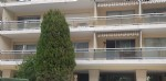 Cannes carnot, appartement studio, rez de chaussee, belle renovation dans residence de standing
