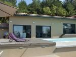 A vendre : Magnifique villa contemporaine pres de Montelimar (Drome)