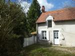 Maison et grange avec jardin de 2270m².