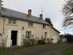 Maison de caractère avec 4 chambres, grand jardin et vue sur la campagne de l'Indre